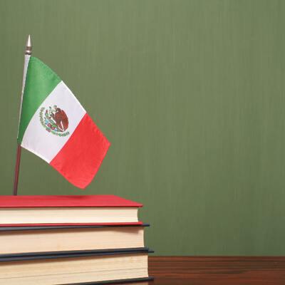 """""""Las Reformas Educativas De México"""" timeline"""