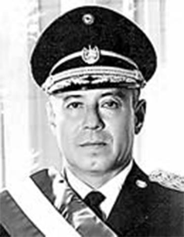 Toma el cargo de Presidente de la República de El Salvador Fidel Sánchez Hernández.