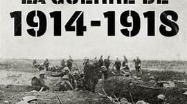 La Première Guerre Mondial timeline