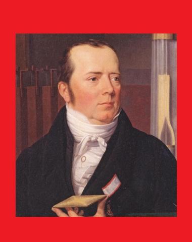 Hans Christian Ørsted (1777-1851) DANIMARCA