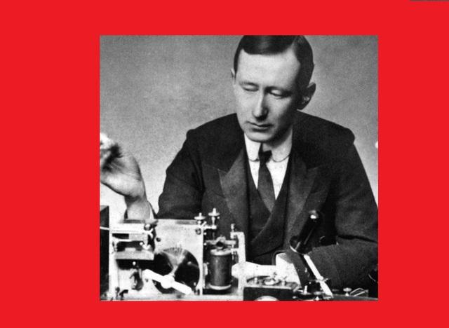 Guglielmo Marconi (1874-1937) ITALIA