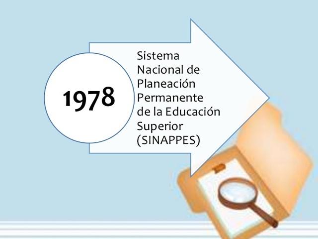 Se instaló el Sistema Nacional de Planeación Permanente de la Educación Superior (SINAPPES).