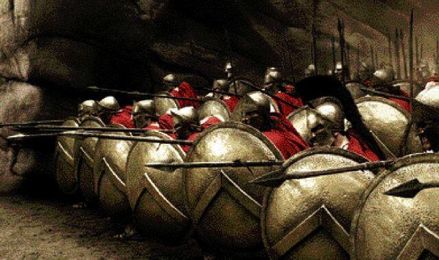 Μάχη Θερμοπυλών + Ναυμαχία Σαλαμίνας