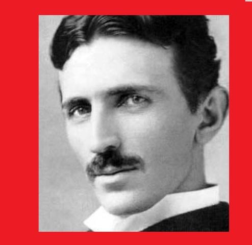 Nikola Tesla (1856-1943) SERBIA