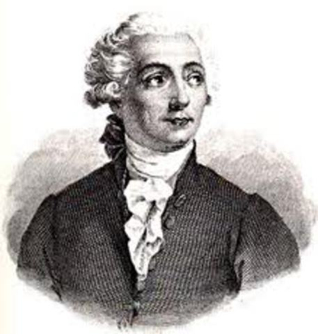 Antonie Lavoisier