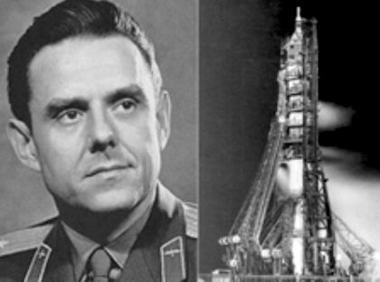 Tragic flight aboard Soyuz-1