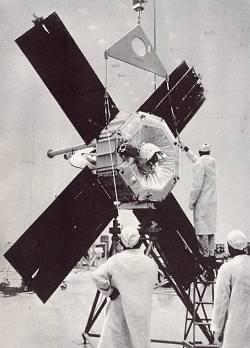 Mariner 4-NASA