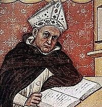 San Alberto Magno (1193 - 1280),