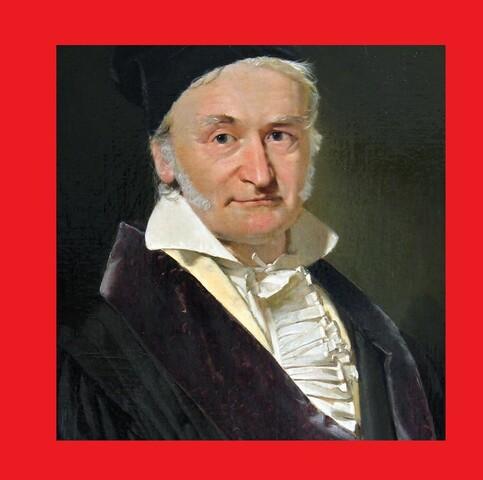 Karl Friedrich Gauss (1777-1855) GERMANIA