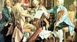 Classical Era (Late 1730's - 1800/10's) timeline