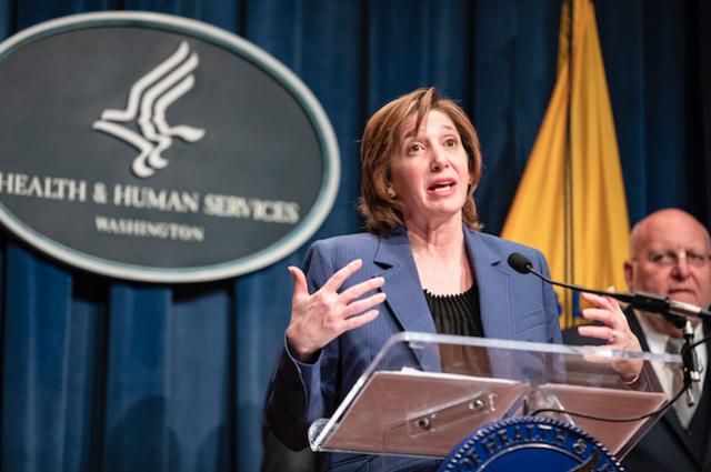 CDC Says COVID-19 Is Heading Toward Pandemic Status