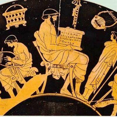 Perspectiva histórica de la Educación Musical timeline