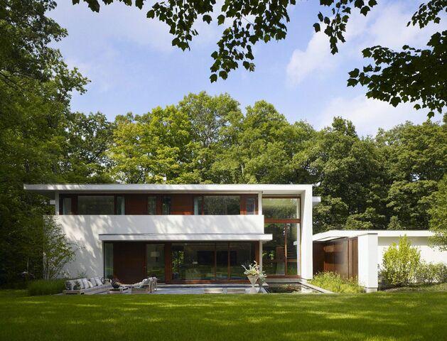 Glencoe Residence por Robbins Architecture.