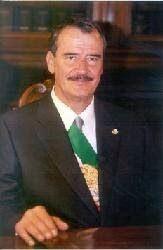 Vicente Fox Quezada, Sexta modificación (Adición 12 de noviembre de 2002)
