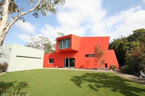 Winnett House (Santa Monica) por Kevin Daly Architects.