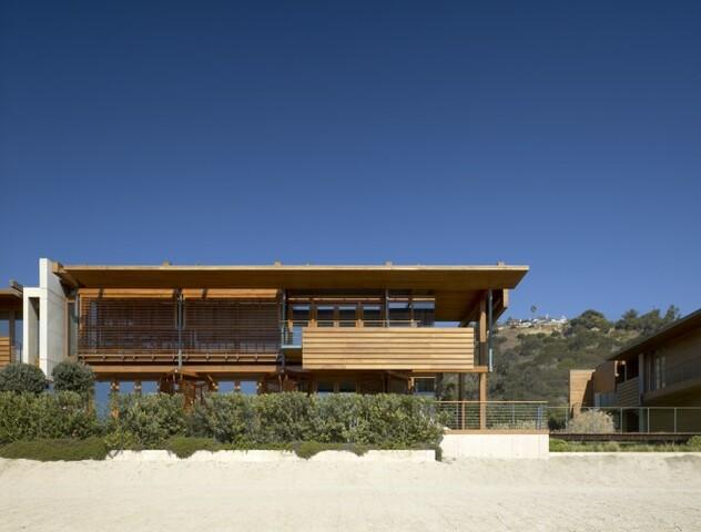 Malibu Beach House por Michael Palladino. (Richard Meier & Partners Architects)