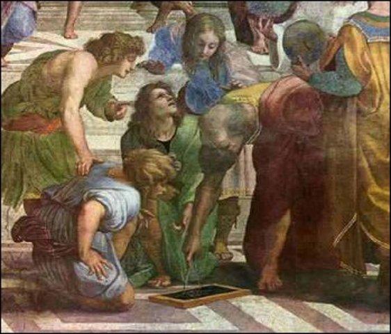 Influenze pitagoriche nel simbolismo del Primo Grado