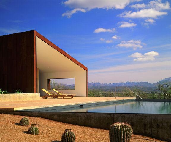 Tubac House Rick Joy Architects.