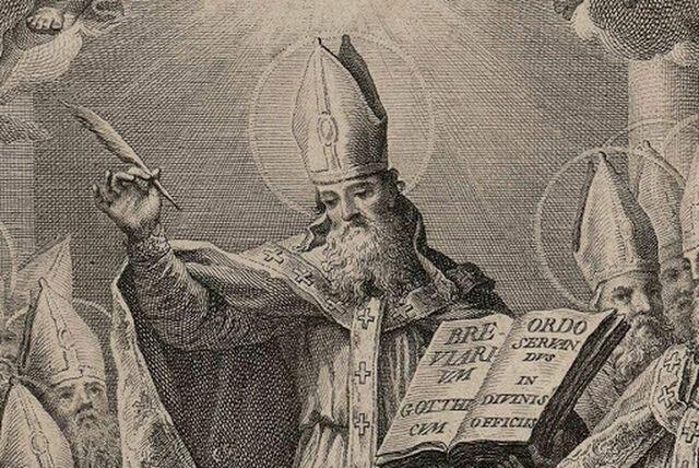 San Isidoro de Sevilla (556-636)