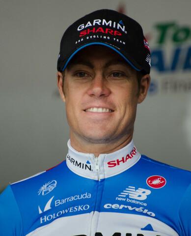 2015- Ο Thomas Danielson (γεννημένος στις 13 Μαρτίου 1978) είναι ένας Αμερικανός πρώην επαγγελματίας ποδηλάτης οδικών αγώνων που αγωνίστηκε επαγγελματικά μεταξύ 2002 και 2015.