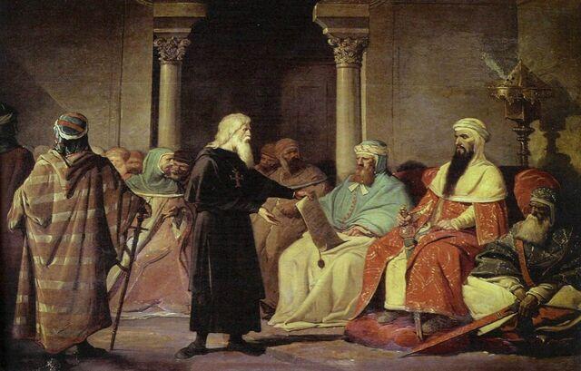 Califato Omeya (661-750)
