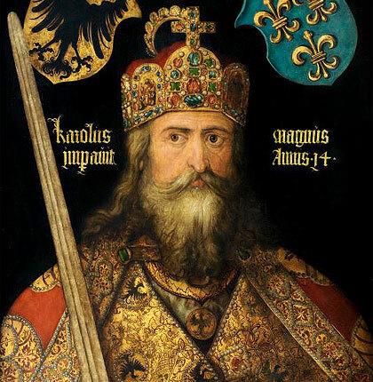 Carlo Magno (742-814)