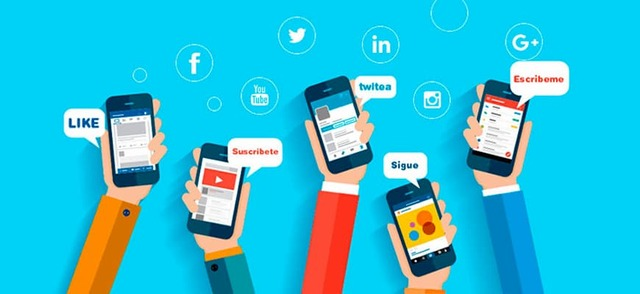 Redes Sociales disruptivas