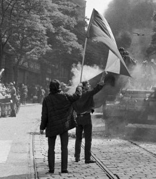 Prima Grande Protesta di Praga