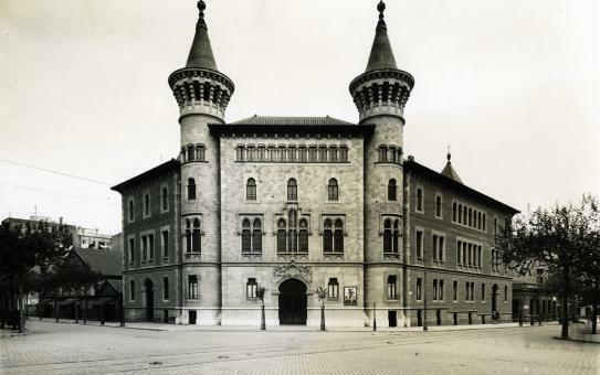 Inicia el Conservatorio de Barcelona