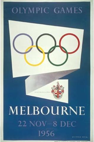 Juegos Olímpicos de Melbourne 1956