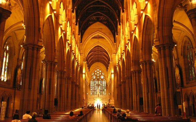 Catholicism becomes largest religious group