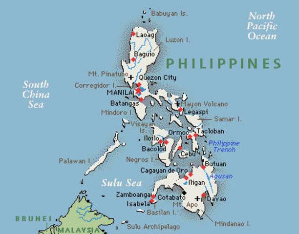 America acquires the Philippines