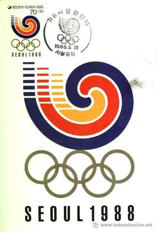 Juegos Olímpicos de Seúl 1988