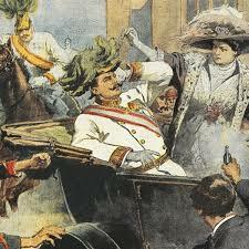 Assissination of Archduke Franz Ferdinand