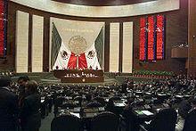 Cámara de Diputados como colegio electoral