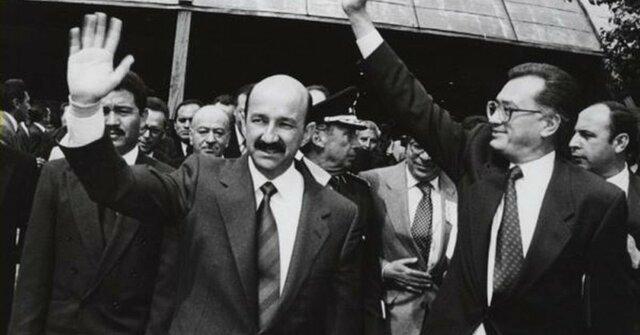 Carlos Salinas y los consensos.