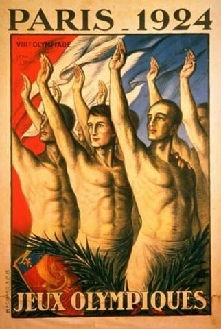 Juegos Olímpicos de París 1924