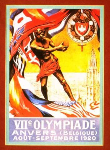 Juegos Olímpicos de Amberes 1920