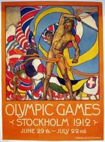 Juegos Olímpicos de Estocolmo 1912