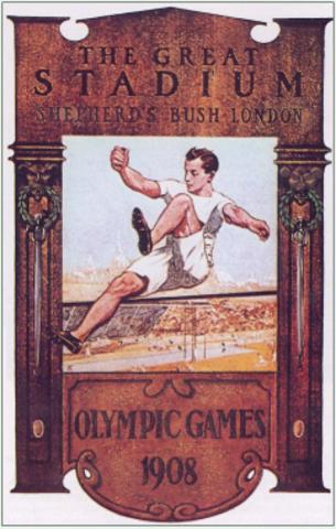 Juegos Olímpicos de Londres 1908