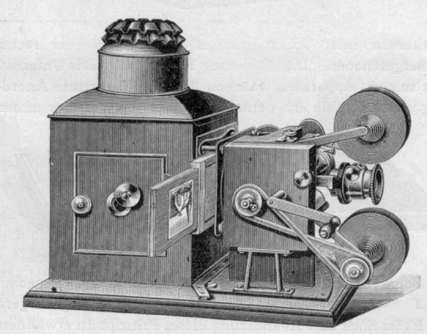 Cinematograph introduced