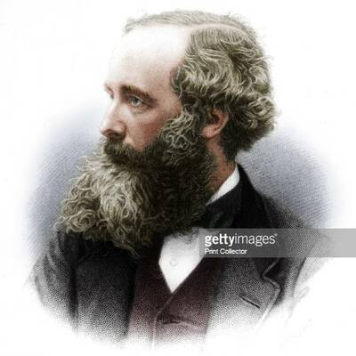 James Clerk Maxwell timeline