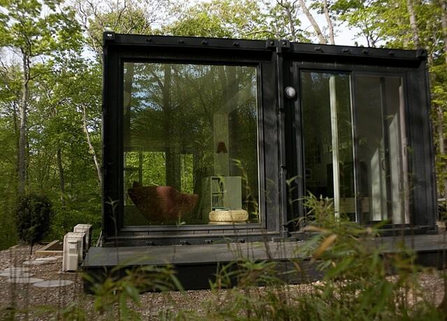 Container Studio  por MB Architecture.