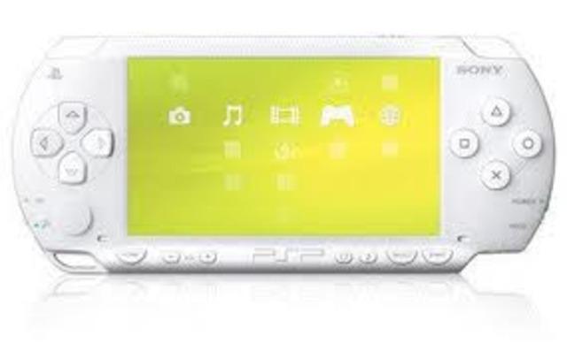 Compro la PSP