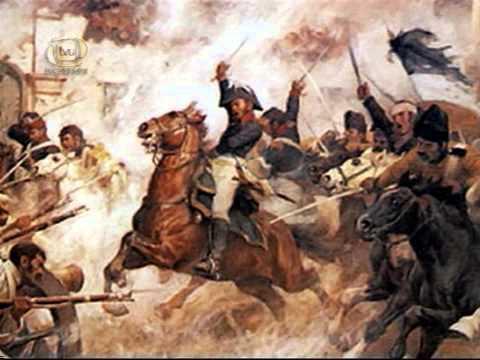 Invasión de España por Napoleón.