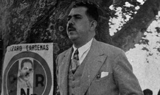 Lázaro Cárdenas asume la presidencia de la República.