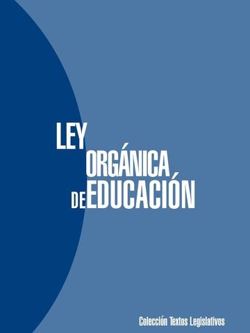 Se expidió la primera legislación educativa de nivel federal, la Ley Orgánica del Art. 3º.