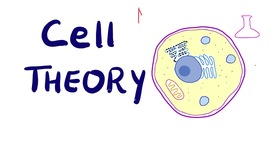 Cell Theory Development  timeline