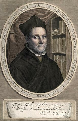 Athanasius Kircher Discovery