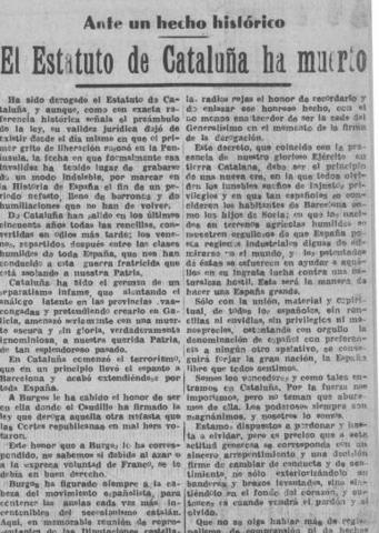 Llei de derogació Estatut de Catalunya (Nacionals)